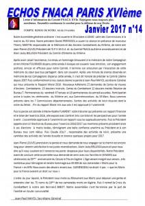 echos journal n°14 page n°1 - copie
