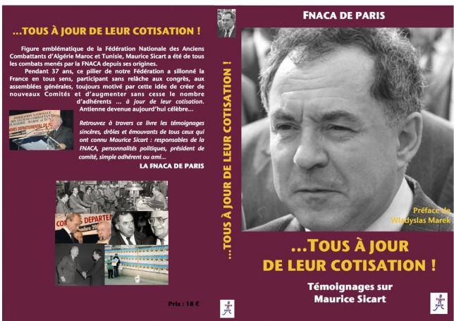 COUVERTURE LIVRE M. SICART - copie